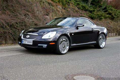 lexus sc430 rims sc430 wheels all chrome your opinion lexus forums