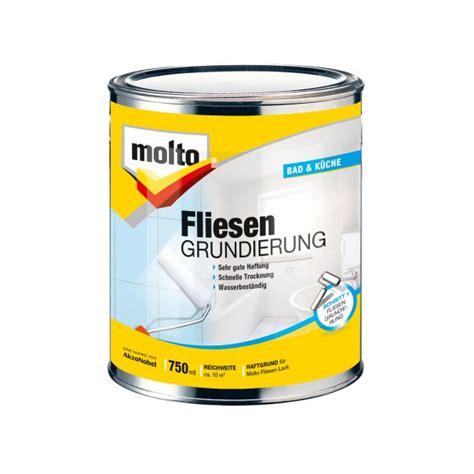 Lack Grundierung Trockenzeit by Molto Fliesen Grund Creativ F 252 R Optimale Haftung