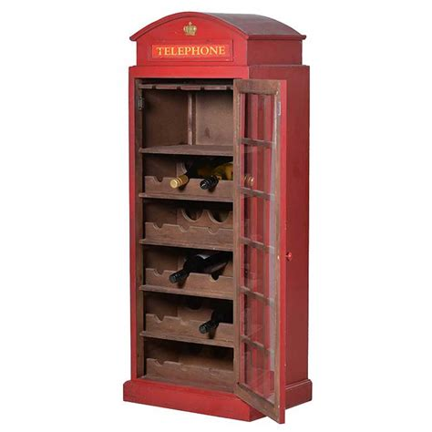 Telephone Box Cabinet telephone box wine cabinet hydes furniture interiors