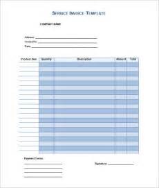 invoice template word document invoice template 41 free word excel pdf psd format