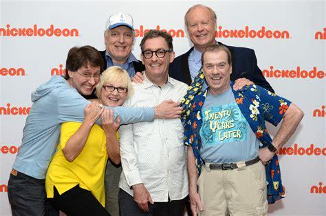 voice actors  spongebob squarepants    anniversary special zimbio