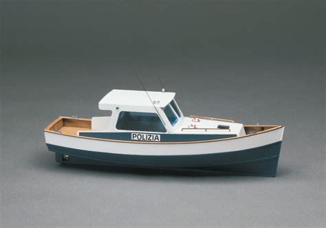 ebay motors wood boats mantua police boat motor launch 1 35 scale wood ship kit