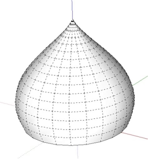 How To Make A Dome Shape Out Of Paper - dome creator sketchup extension warehouse