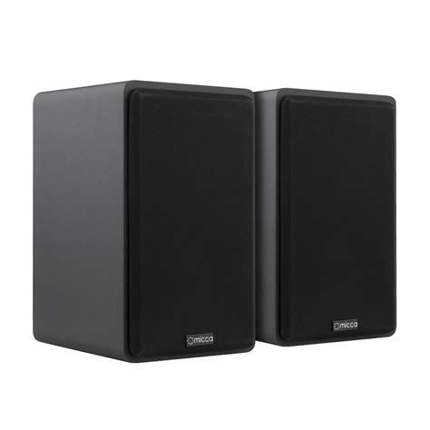 bookshelf speakers usa