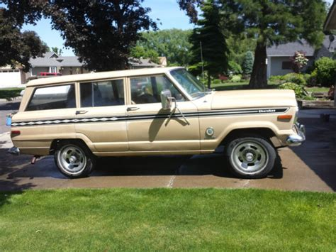 1977 jeep chief 1977 jeep chief 4 wheel drive for sale jeep