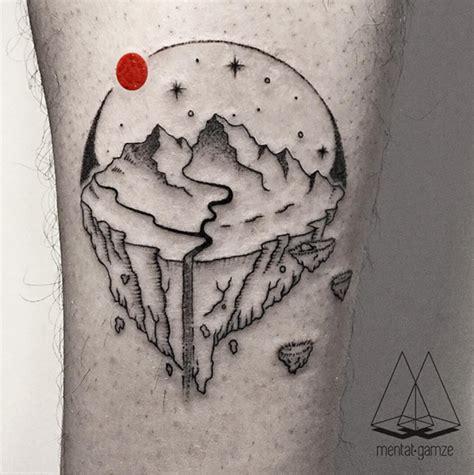 Süße Kleine Tattoos 4622 by Mentat Gamze Mistura Linhas Finas E Pontos De Cor Em