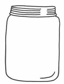 jar coloring page free jar coloring pages