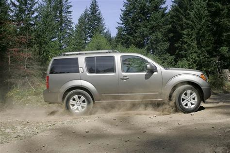 2007 nissan pathfinder interior 2007 nissan pathfinder pictures history value research