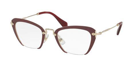 miu miu mu 54ov eyeglasses free shipping