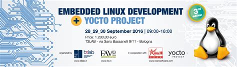 embedded linux development using yocto project cookbook second edition practical recipes to help you leverage the power of yocto to build exciting linux based systems books t3lab technology transfer team
