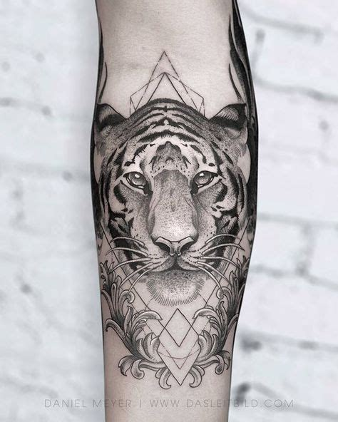 geometric tiger tattoo best 25 tiger ideas on tiger