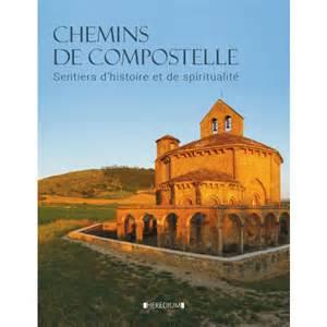 editions prisma livre chemins de compostelle