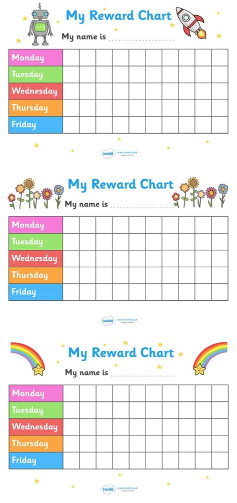 printable rewards charts 1000 images about beloningskaarten voor kleuters reward