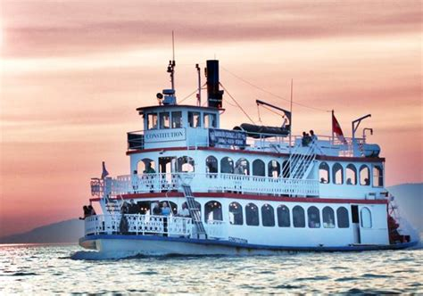 boat cruise up indian arm lunch and dinner cruises sunset dinner cruise on the