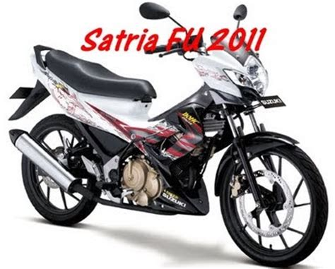 Projie Headl Satria Fu wery sepeda motor besar mobil dan pictures satria fu 2011