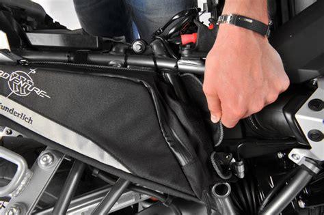 Rahmentasche Motorrad by Seitentasche R 1200 Gs Motorrad News