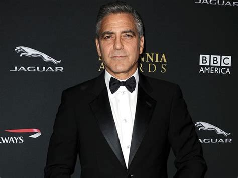 George Clooney Doesnt Come Cheap by George Clooney Doesn T Need A Crisis Plan
