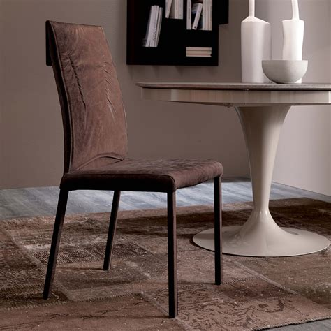 pozzoli sedie sedia imbottita luxy ozzio italia pozzoli living moving