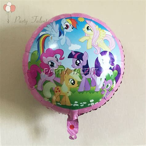 Balon Pony Pinkbalon Foil Ponybalon Pony buy grosir my pony pesta ulang tahun from china my pony pesta ulang tahun
