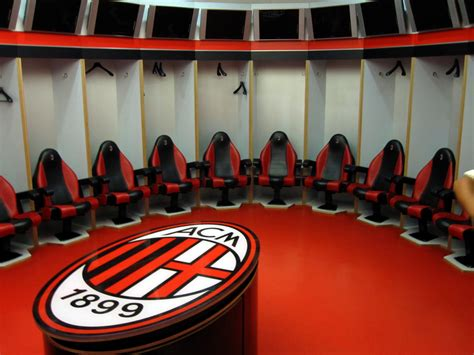 changing room football probabile formazione milan 2018 grandi colpi di mercato