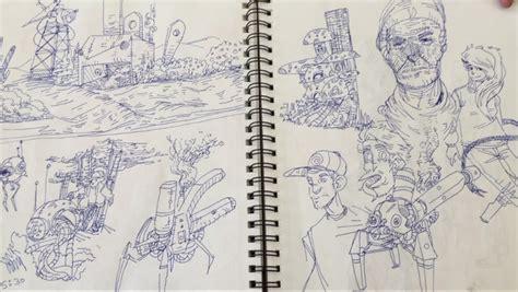 P K S Sketchbook Drawings Drawing Tutorials