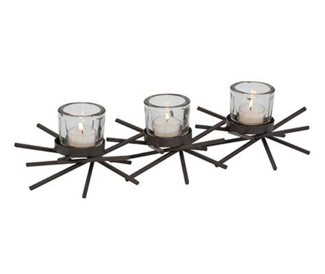 Metal Votive Holder Rustic Metal Twigs Votive Candle Holder With Glass Holders