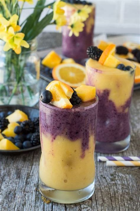 4 fruit smoothie recipes some amazingly tasty diy fruit smoothies recipes