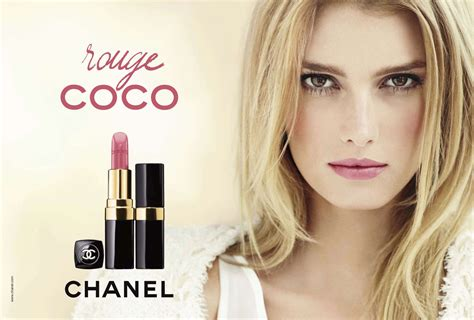 film rouge coco sigrid agren for chanel s rouge coco