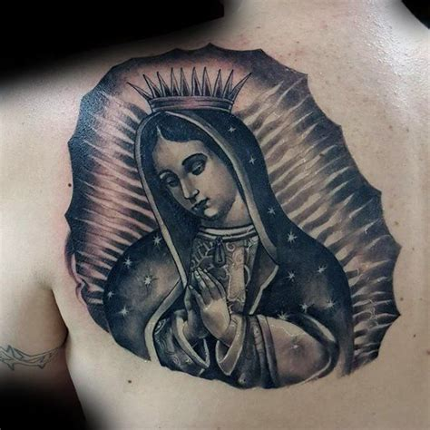 blessed mother tattoo designs 50 guadalupe designs for blessed