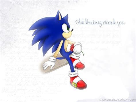 Still Thinking Of You still thinking of you sonic the hedgehog photo 20382027