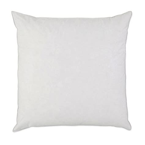 euro pillows bed bath and beyond martex european pillow insert bed bath beyond