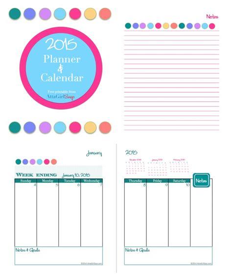 free printable blog planner 2015 2015 free printable blog planner and calendar atta girl says