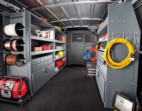 service truck tool storage ideas work storage organized based on repetition