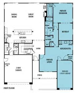 multigenerational house plans 3 multigenerational house