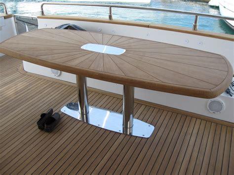 arredi nautici mobili nautici e carabottini in teak per yacht e superyacht