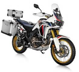 The Honda Finally The New Honda Crf 1000 L Africa Touratech