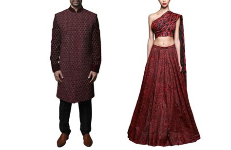 Wedding Attire For Visitors by How To Match Indian Wedding Reception For Couples
