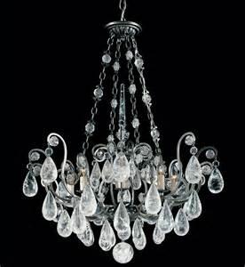 8 Light Crystal Chandelier Schonbek Versailles Rock Crystal 8 Light Chandelier