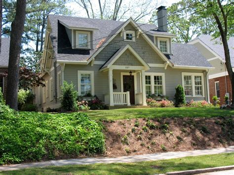bungalow style house bungalows atlanta home styles atlanta decatur homes
