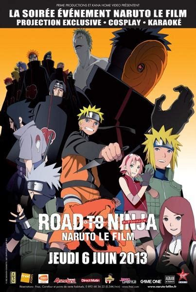 film naruto complet vf voir naruto shippuden film 6 road to ninja vostfr vf