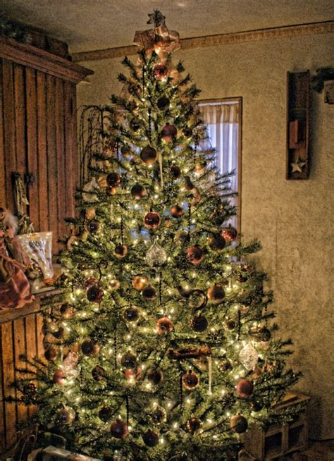pictures of primitive christmas trees 25 beautiful primitive tree decorations ideas magment