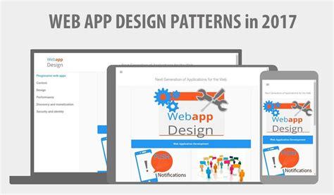 app design principles top 6 golden principles for web app design patterns in 2017