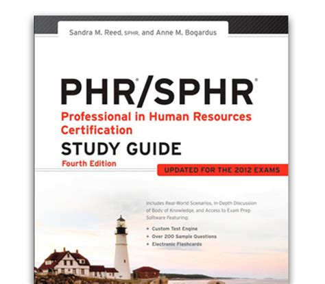 phr sphr professional in human resources certification study guide epochresources time to act