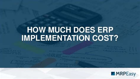 How Much Does Yale Mba Cost by How Much Does Erp Implementation Cost