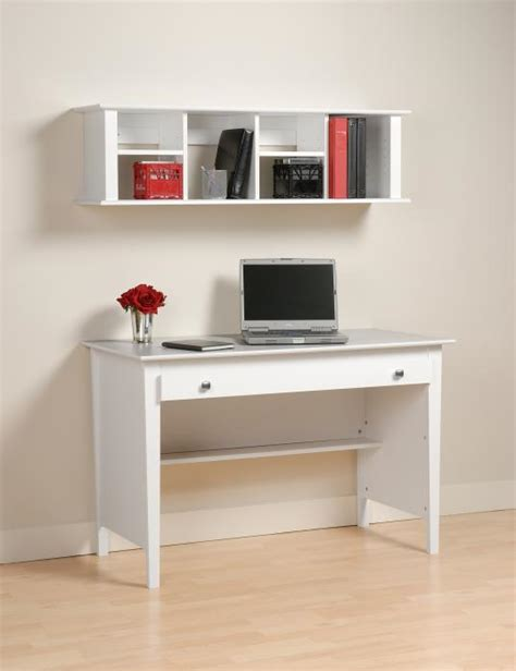 White Wall Mounted Desk Hutch White Wall Mounted Desk
