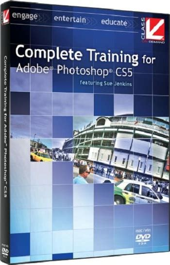 photoshop cs5 complete tutorial complete training for adobe photoshop cs5 class on