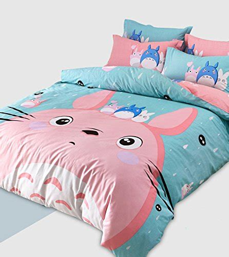 comforter stuffing memorecool new arrival japanese anime my neighbor totoro