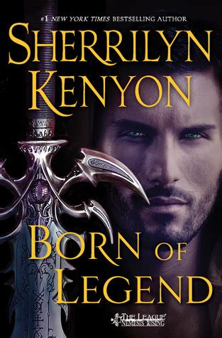 born of vengeance the league nemesis rising books reviews born of legend by sherrilyn kenyon books