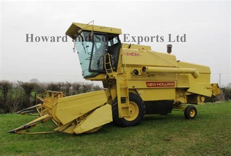 harvester new years new 8040 devizes wiltshire combine harvesters