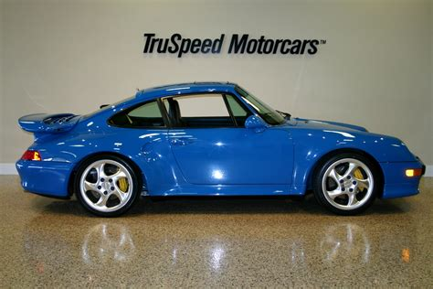 993 Porsche Turbo S Jerry Seinfeld S 1997 Porsche 993 Turbo S Flatsixes